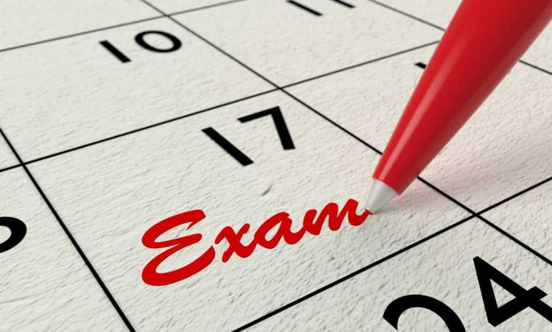 17 Tips for your Exam Day to Take Home your Certificate