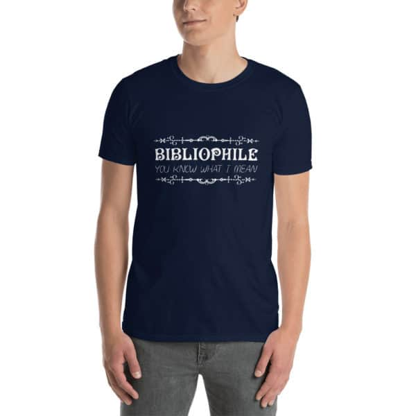 Bibliophile - You know what I mean - Short-Sleeve Unisex T-Shirt